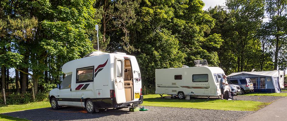 Motorhome or Campervan
